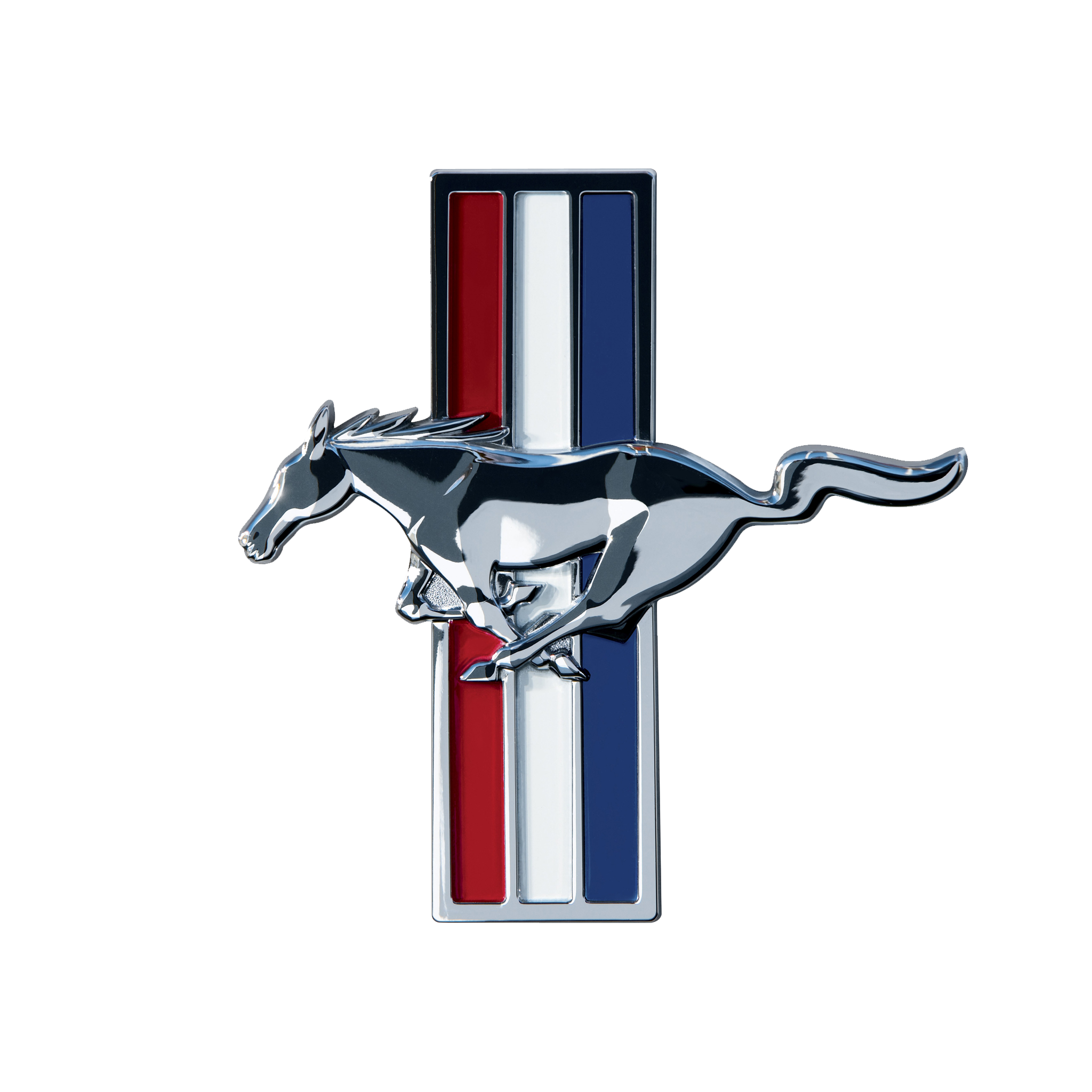 This is a photo of Mesmerizing Mustang Logo Drawing