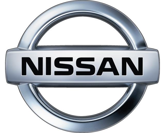 Nissan logo (2013–Present) 1440x900 HD png
