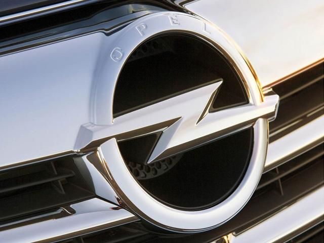 Opel Emblem 640x480