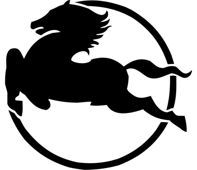 Pegaso logo (1920x1080) HD png