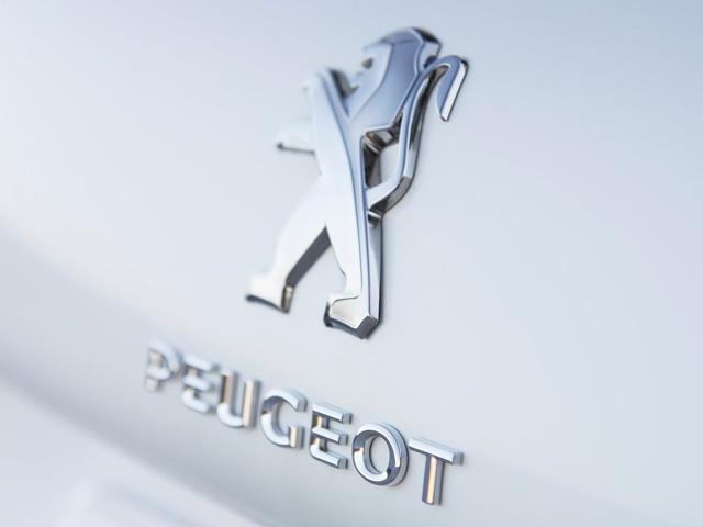 Peugeot Logo 640x480