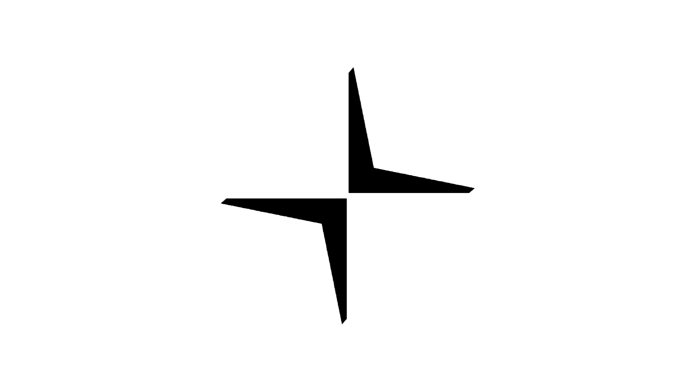 Car Brand Name With Logo >> Polestar Logo, HD Png, Information | Carlogos.org