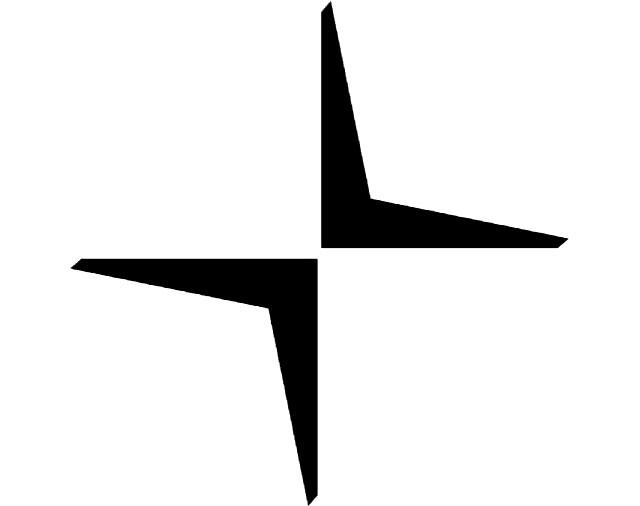 Polestar Logo (Present) 1366x768 HD Png