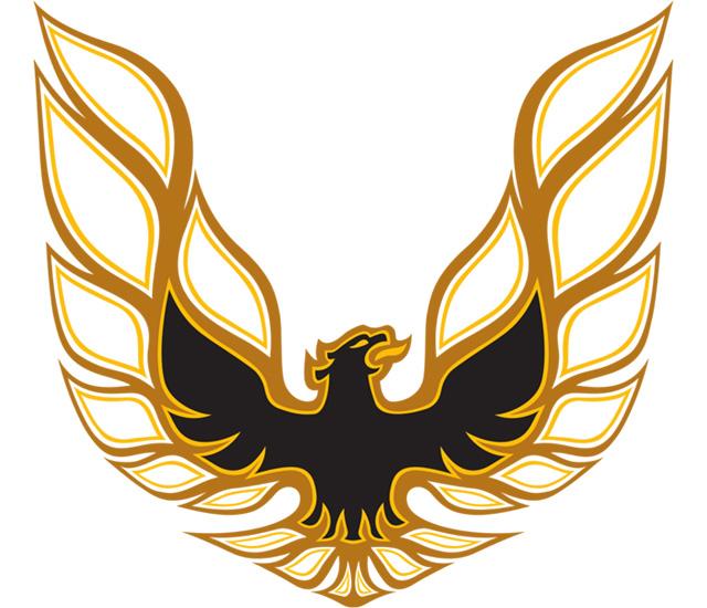 Pontiac Firebird Logo X