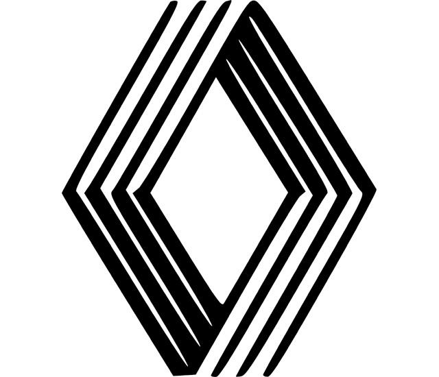 Renault Logo (1972) 2048x2048 HD png