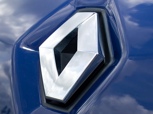 Renault Logo 640x480
