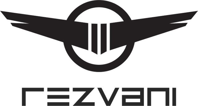 Rezvani logo (black) 1024x768 HD Png