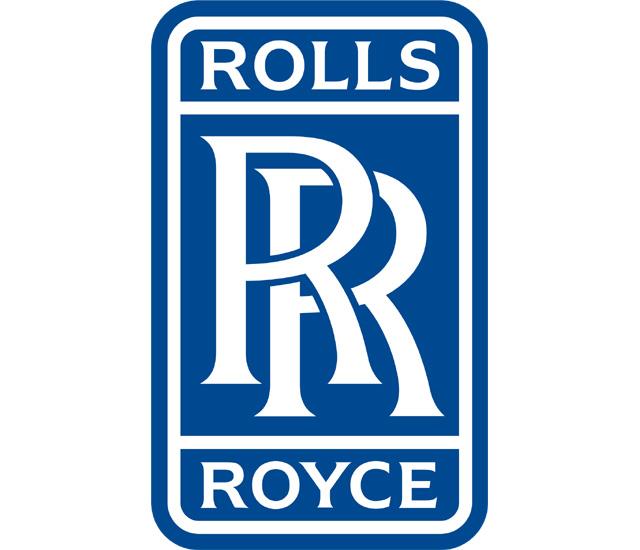 Rolls-Royce Symbol (blue) 2048x2048 HD png