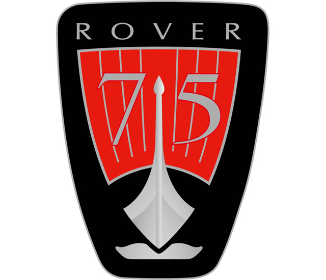 Rover 75 Logo 2560x1440 HD png