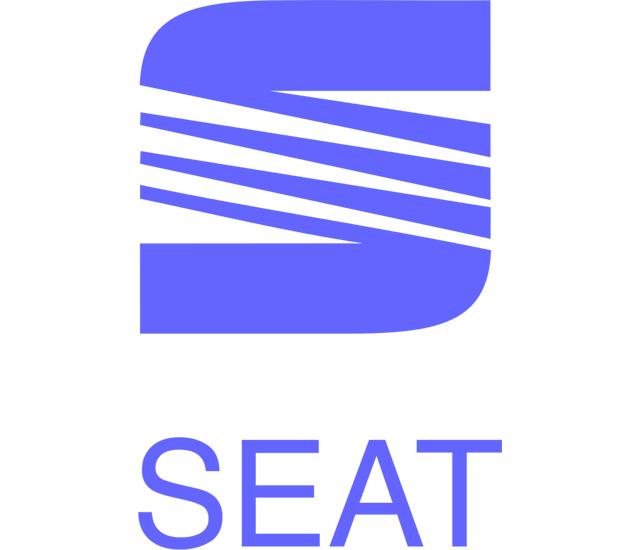 SEAT Logo (1992) 2560x1440 HD png