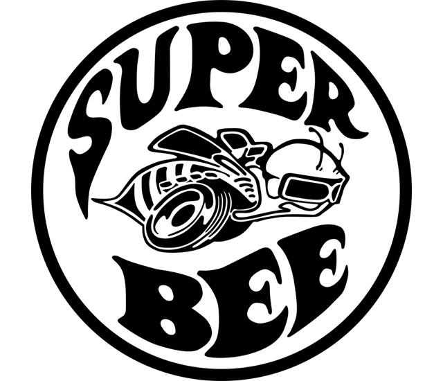 SRT Super Bee (2560x1440) HD Png