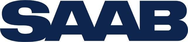 Saab logo (2013-Present) 2000x450 HD png
