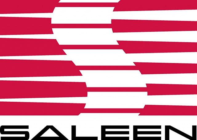 Saleen logo (1984-Present)