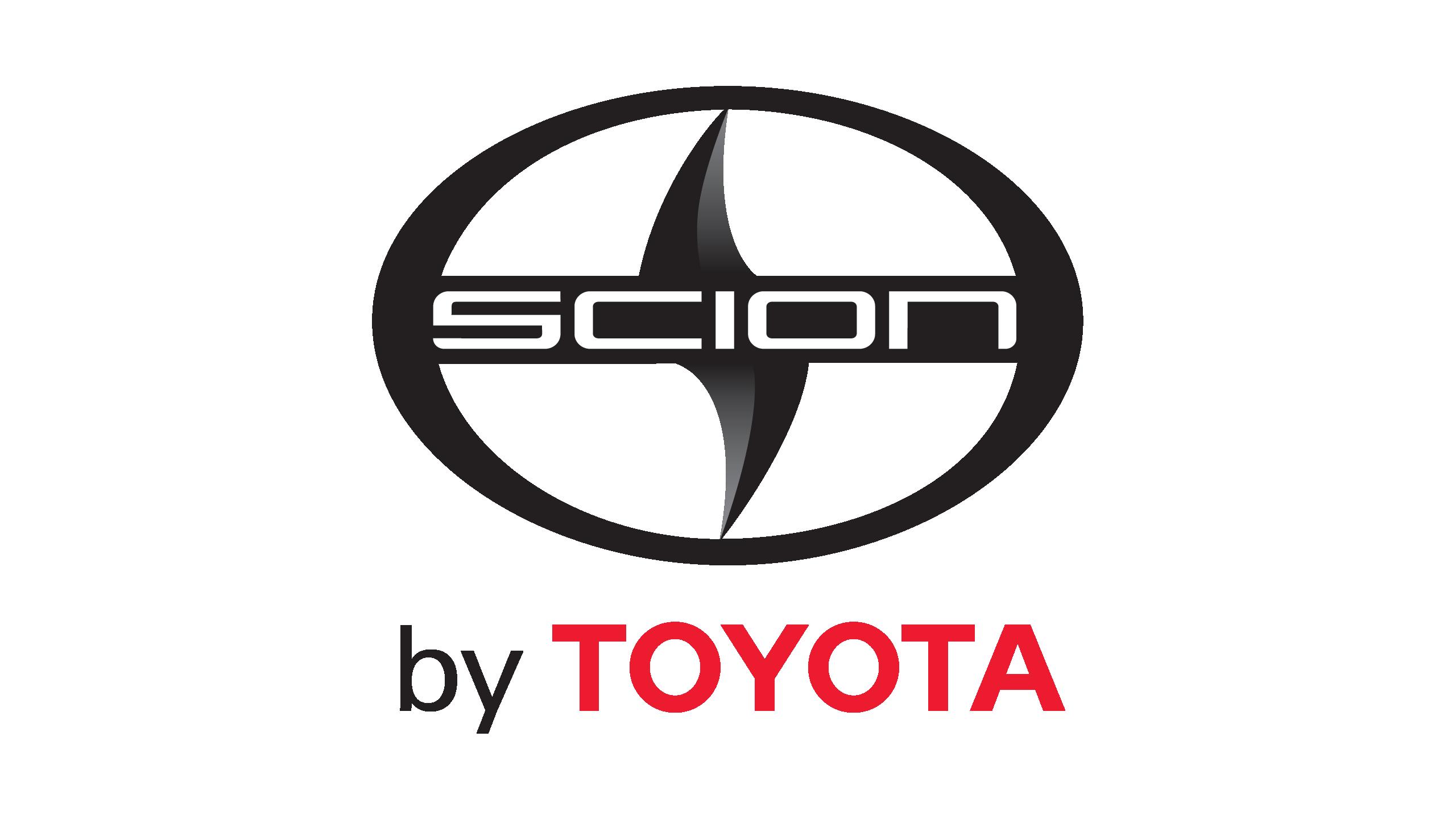 Image Gallery Scion Logo