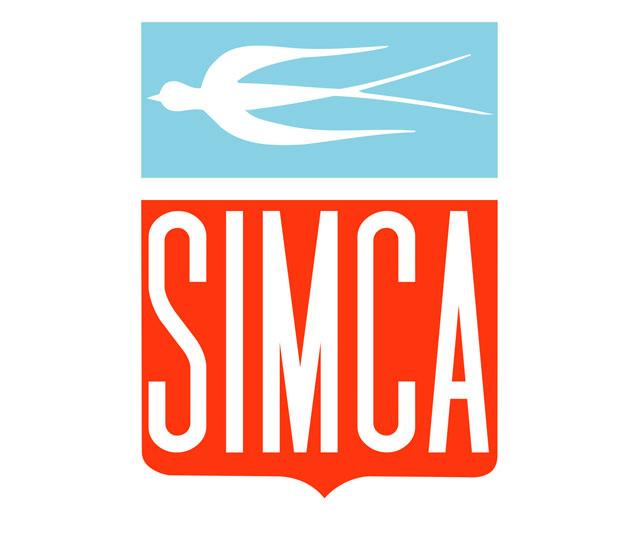 Simca logo (2048x2048) HD Png