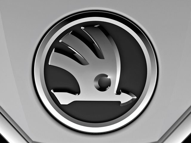 Car Symbol With Wings >> Škoda Logo, HD Png, Meaning, Information | Carlogos.org