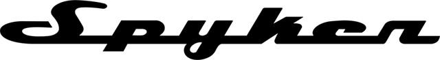 Spyker text logo (black) 1920x1080 HD png