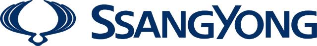 SsangYong Logo (2000x400) HD Png