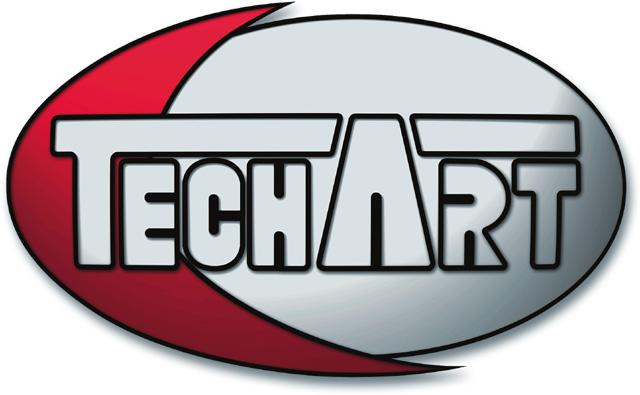 TechArt Logo (Present) 2560x1440 HD png