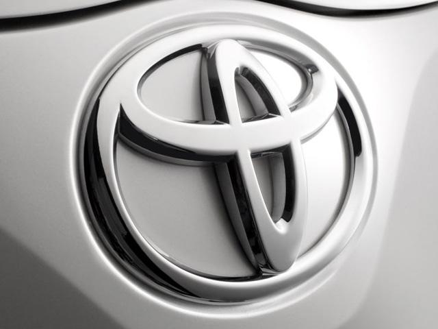 Toyota Logo 640x480