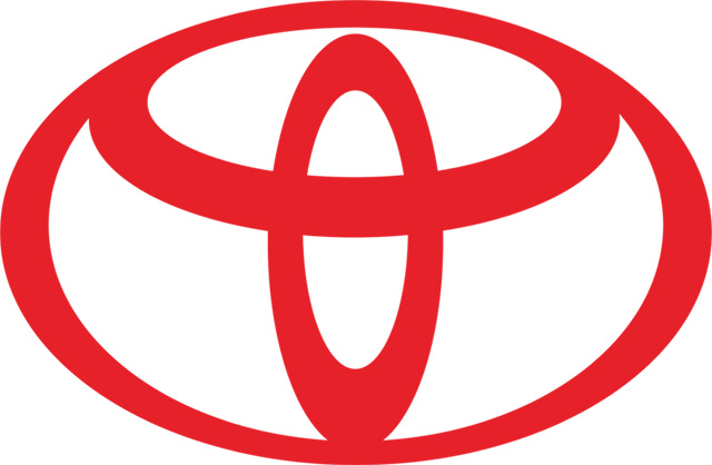 Toyota Symbol (red) 1920x1080 HD png
