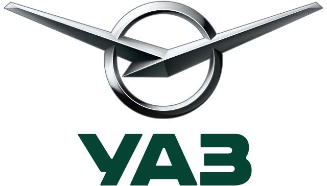 UAZ Logo (Present) HD Png 1366x768