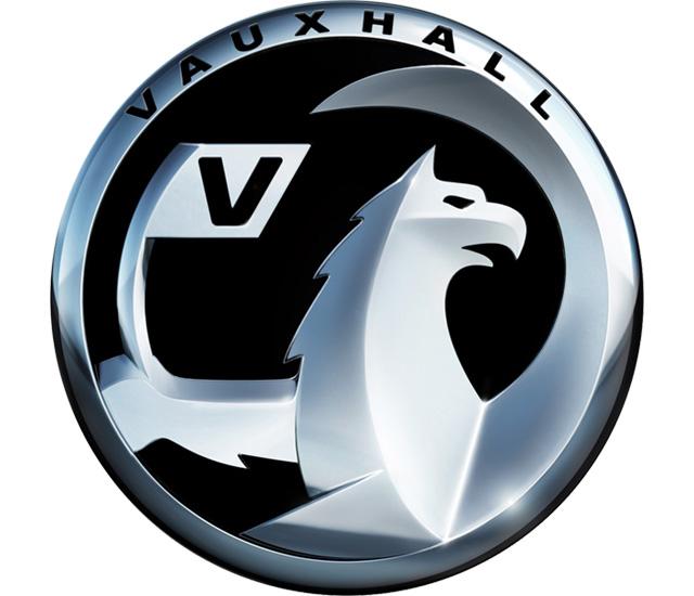 Vauxhall Logo (black) 1920x1080 HD png