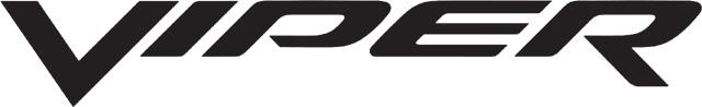 Viper text logo (1920x1080) HD Png