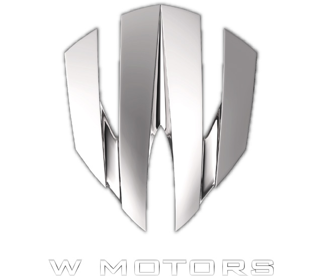 W Motors logo 2560x1440 HD Png