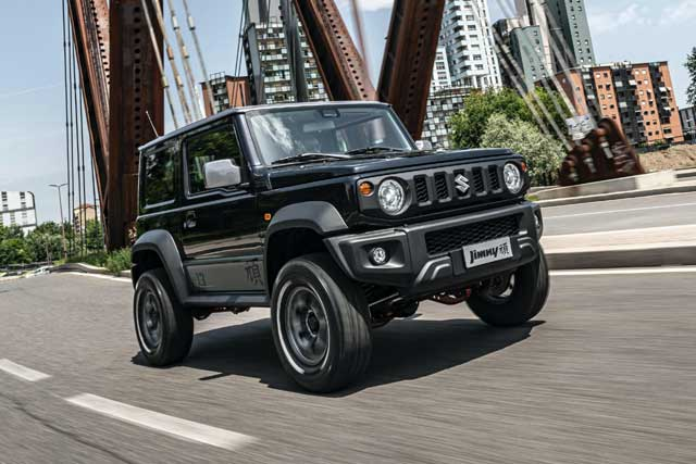 5 Best Small 4x4 Off Road Vehicles