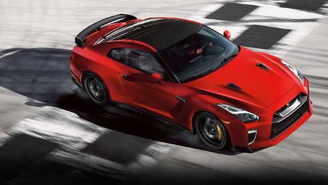 The 5 Fastest Japanese Sports Cars With Top Speed