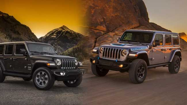 Jeep Sahara Vs Rubicon Which Is Better