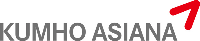 Kumho Asiana logo (2560x1440) HD png