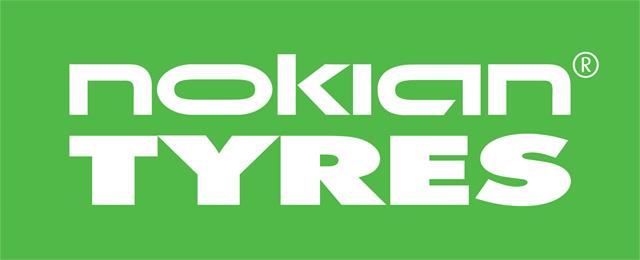 Nokian Tyres logo (Present) 5500x2500 HD Png